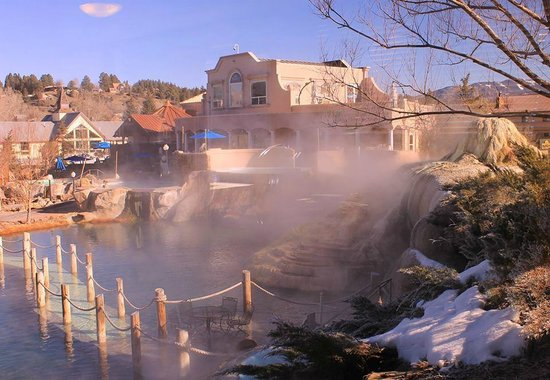 The Springs Resort Spa Pagosa Hot