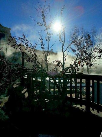 The Springs Resort & Spa: Beautiful morning