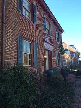 The Williamsburg Manor Bed and Breakfast : The Manor