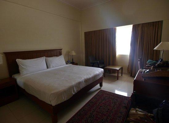 Fortune Pandiyan Hotel: Ma chambre