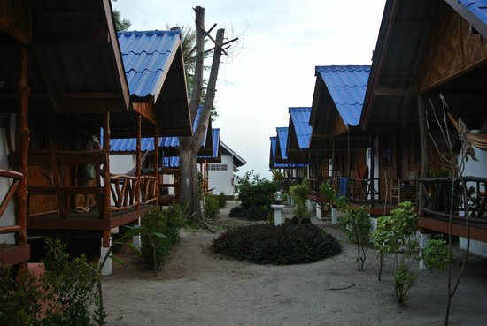 Coco Garden Resort: Bungalows