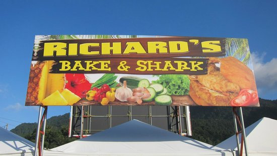 Richard's Shark and Bake: Richard's Bake and Shark
