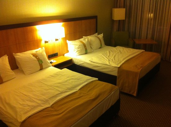 Holiday Inn Dusseldorf Airport Ratingen: Chambre