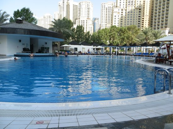 Sheraton Jumeirah Beach Resort: Piscine