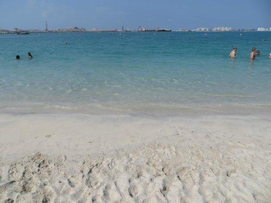 Sheraton Jumeirah Beach Resort: Plage de l'hôtel