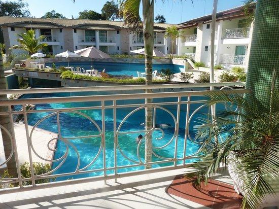 Portal do Mundaí Praia Hotel : vista da piscina