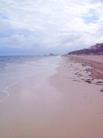 Now Sapphire Riviera Cancun : Beach