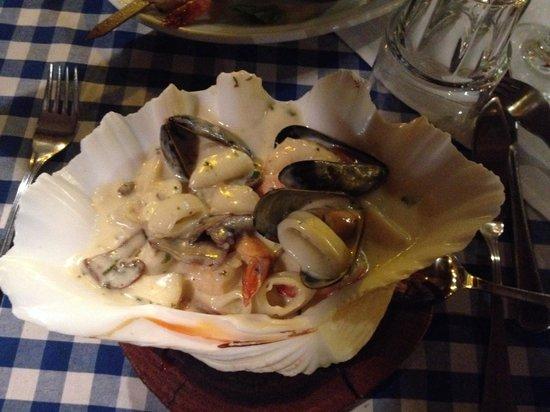 The Last Refuge : Вкусные морепродукты