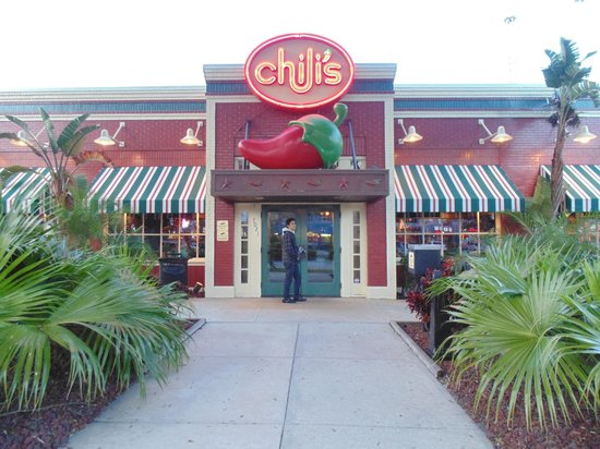 Chili's Bar & Grill - International Drive: Tex-Mex cuisine