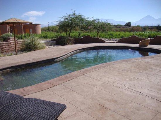 Hotel Iorana Tolache: Pool