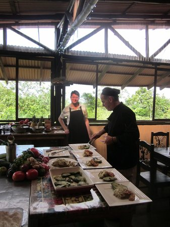 Costa Rica Cooking: Chef Scott Alan