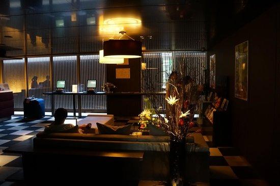 Citadines Karasuma-Gojo Kyoto : inside