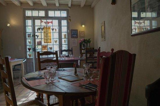 La Java des Papilles : Salle du restaurant