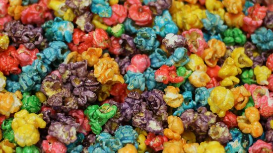Oodlesmack Popcorn