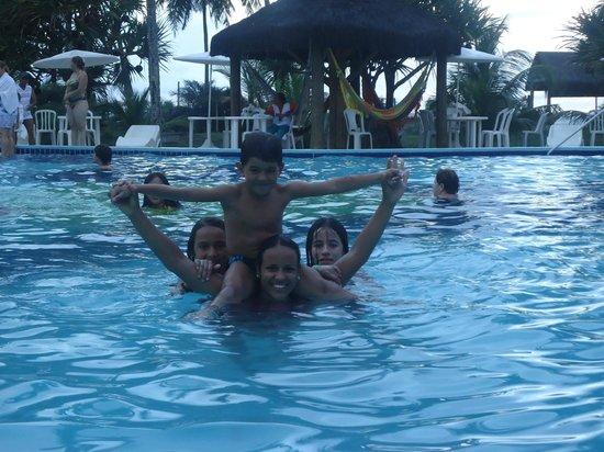 Resort Tororomba : piscina do tororomba