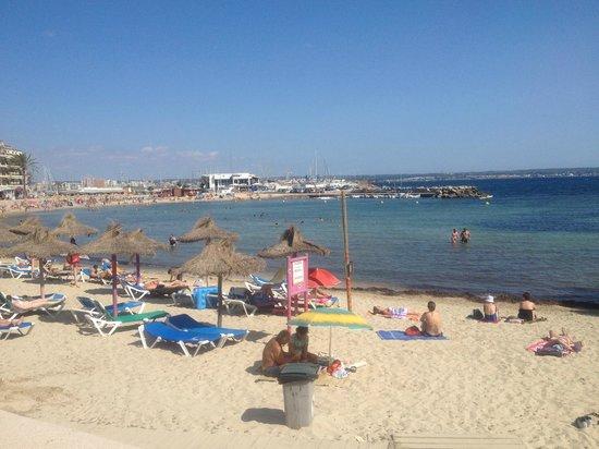 BQ Apolo Hotel: Beach