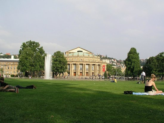 Die Staatstheater Stuttgart