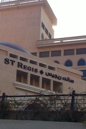 The St. Regis Doha: Outside