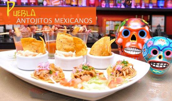 Puebla Antojitos Mexicanos