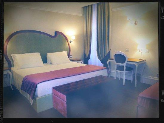 Infinity Hotel Roma : Dbl room