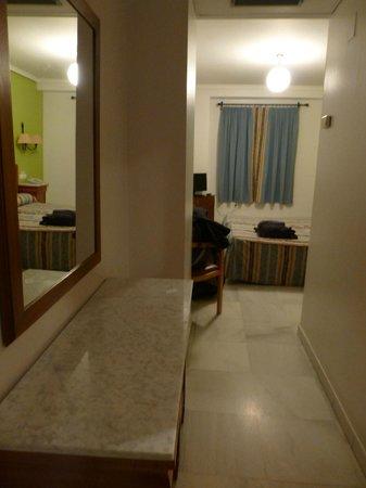 Maestre: dormitorio