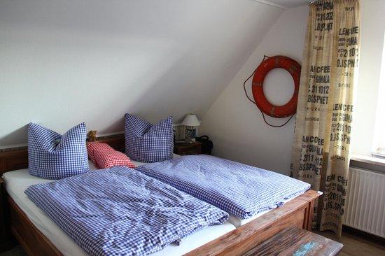 Boothaus Bernstein Hotel Garni: Schlafzimmer 2