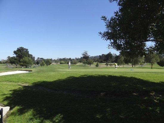 Hyatt Regency Monterey Hotel and Spa on Del Monte Golf Course: Campo de golfe