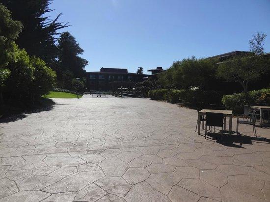 Hyatt Regency Monterey Hotel and Spa on Del Monte Golf Course: Área externa