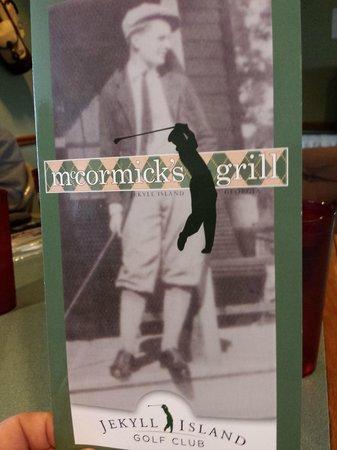 McCormicks Grill