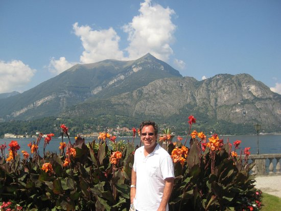 Grand Hotel Villa Serbelloni: Spectacular views!