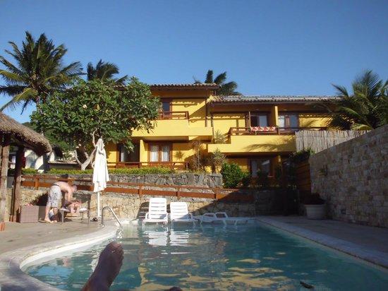 Pousada Joao Fernandes: piscina