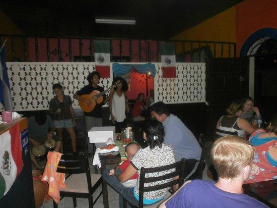 El Mexicano: Grupo que nos visitan