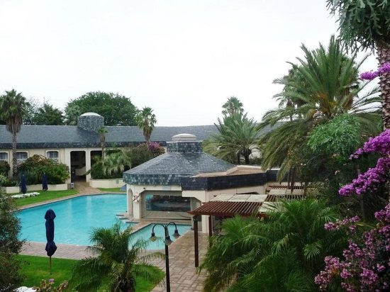 Peermont Walmont at Mmabatho Palms: View from room.