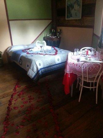 El Gallo de la Pena: Matrimonial