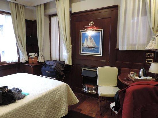 Hotel Bucintoro: Chambre 201
