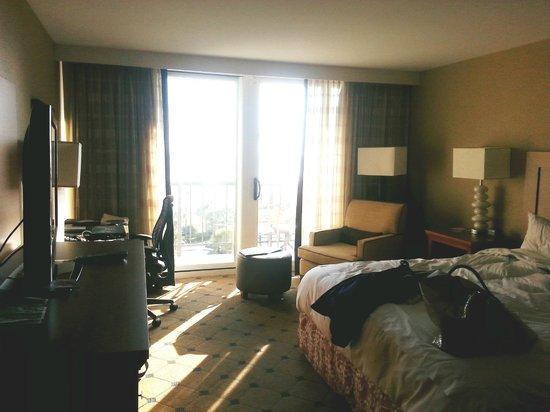Hilton Myrtle Beach Resort : room on 4th floor