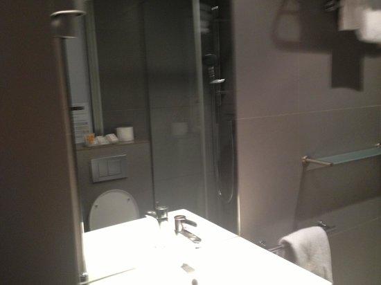 Hotel du Cadran Tour Eiffel: fluffy towels