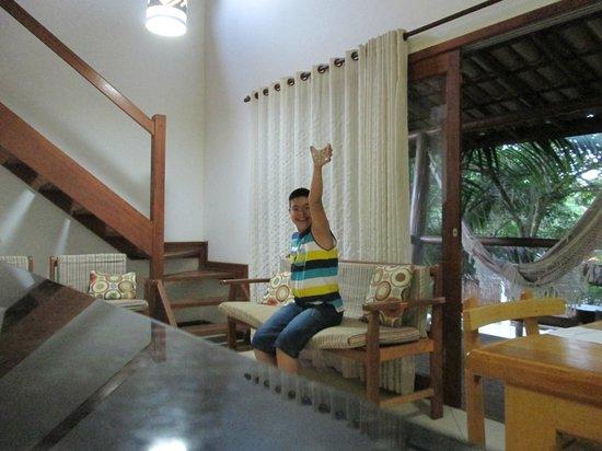 Manaca Flat: Sala