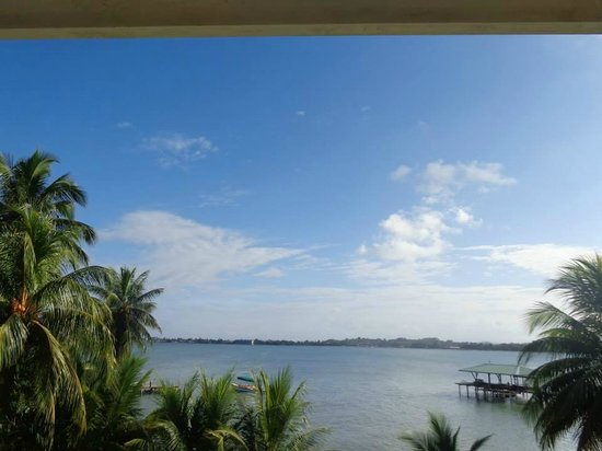 Playa Tortuga Hotel & Beach Resort: Vista al mar