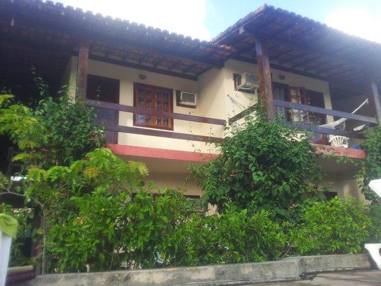 Taperapuan Praia Hotel: Apartamentos