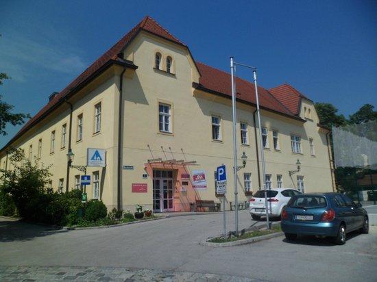 Junges Hotel Tulln: Fachada do hotel