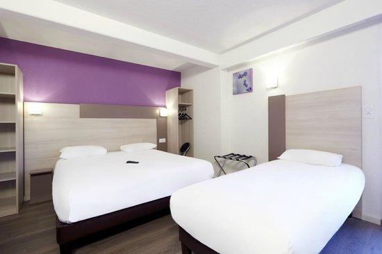 Kyriad Dijon - Longvic : chambre triple