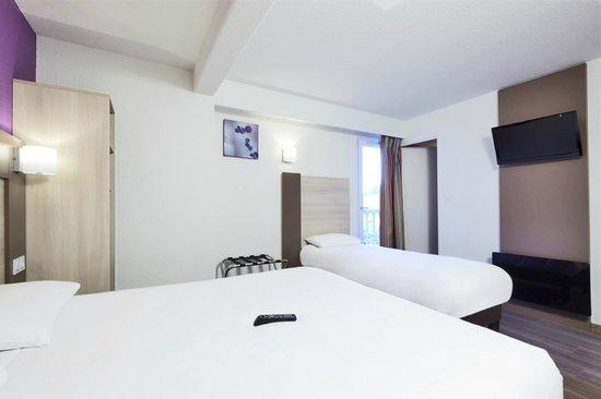 Kyriad Dijon - Longvic : chambre
