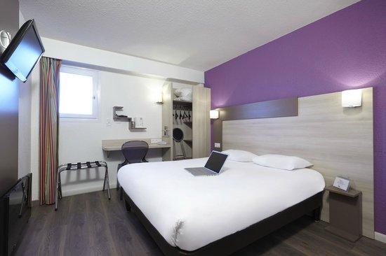 Kyriad Dijon - Longvic : chambre double