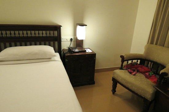 Tissa's Inn: the bedroom