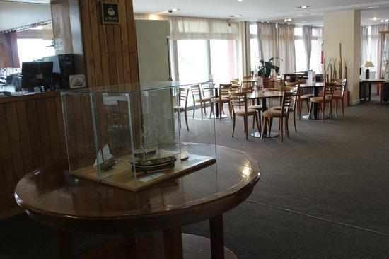 Hotel Canal Beagle: Bar