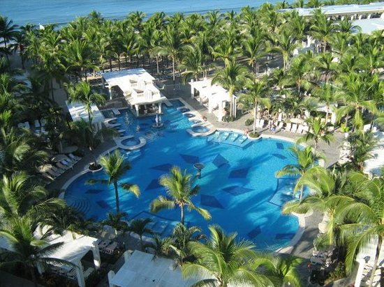 Hotel Riu Vallarta : our view