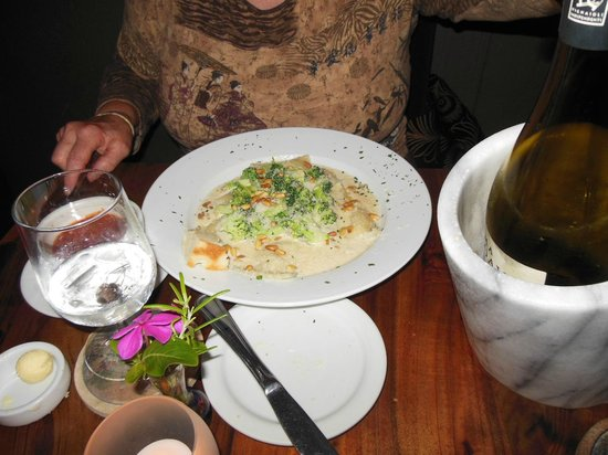 Mi's Italian Bistro : Fantastico Pasta dish
