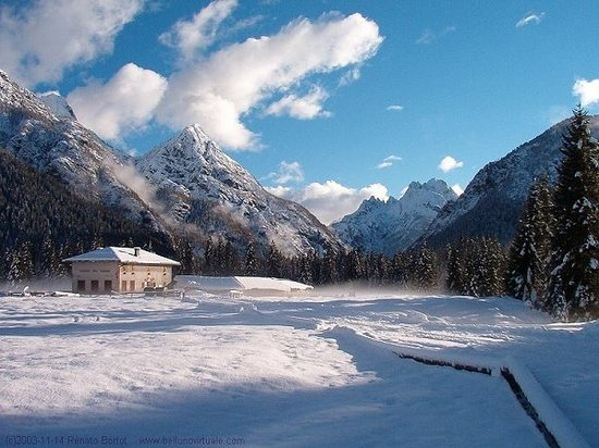 Val Visdende: Inverno