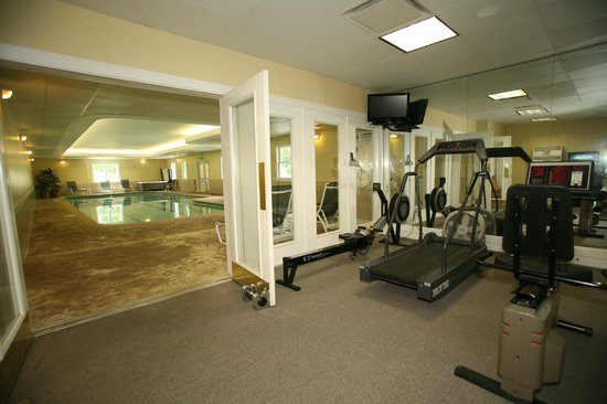 Palmer House: Workout Room